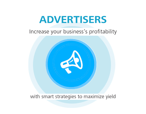 Advertiser services