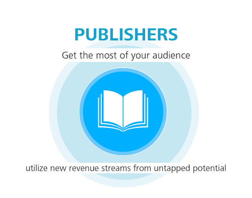 Publisher services
